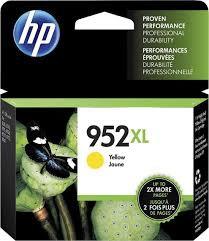 HP 952XL High Yield Yellow Ink Cartridge