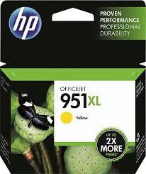 HP 951XL High Yield Yellow Ink Cartridge