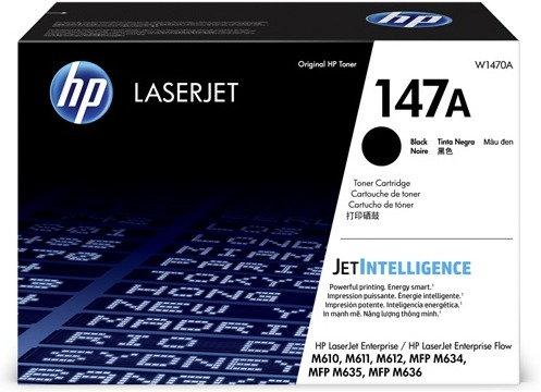 HP 147A Black Toner Cartridge (W1470A)