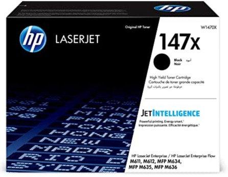 HP 147X High Yield Black Toner Cartridge (W1470X)