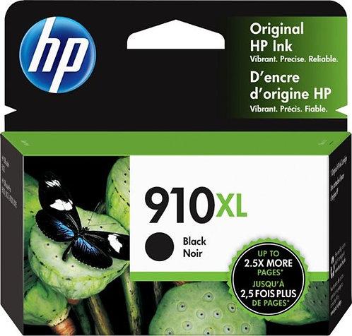 HP 910XL High Yield Black Ink Cartridge