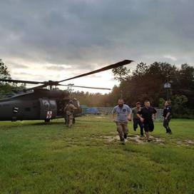 Hurricane Harvey Medical Evac