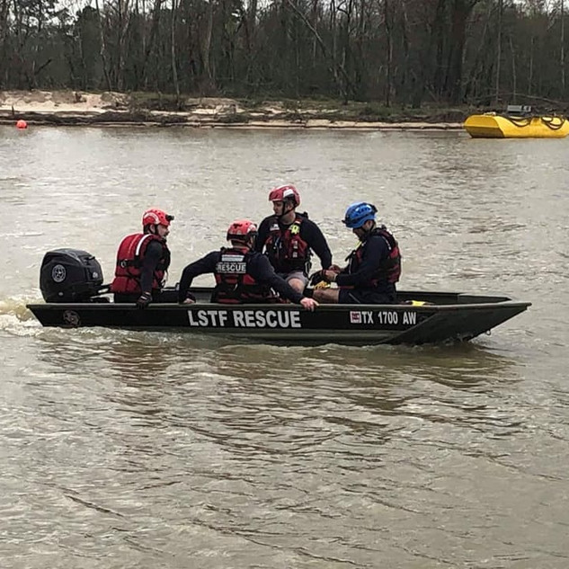 Flood Rescue Training