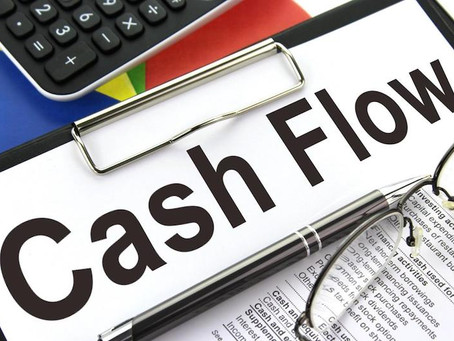 Cash Flow (Where Has It Gone?)