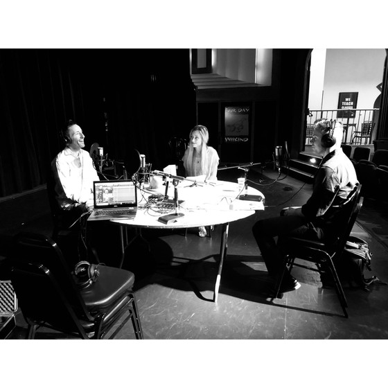 """LISTEN: Dustin Strong on The Happy Accidents Podcast - Episode 16 """"Pass The Sugar"""""""
