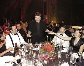 Booking a table magician (Dorian)