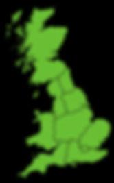 UK Magician Map