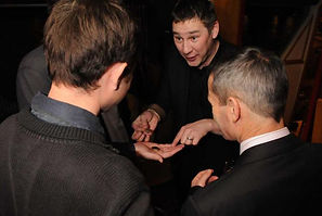 Party Drinks Reception Magician