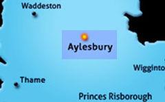 Aylesbury Map
