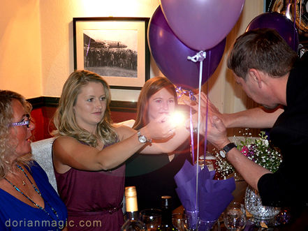 21st Birthday Party Magician - DORIANMAGIC