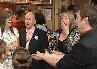 Wedding Reception Magician