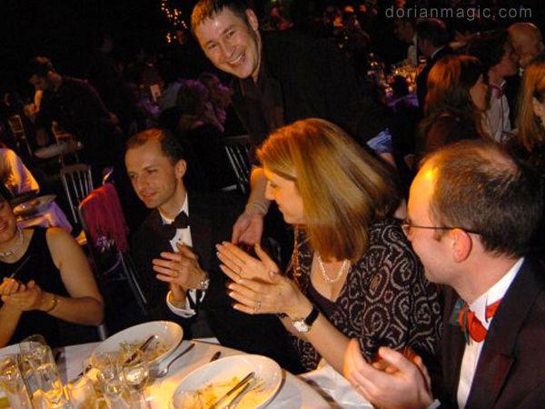 Company Xmas Party London.