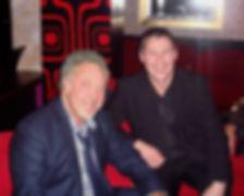 Dorian with the Legend Tom Jones