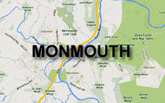 Monmouth map