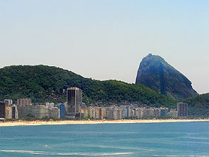 Rio - Sugerloaf Mountain