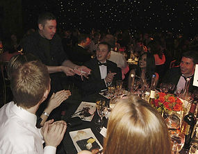 Table Magician Hire
