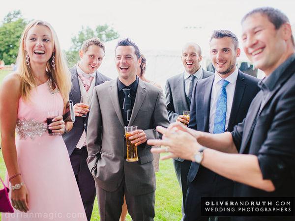 Summer Wedding Magic