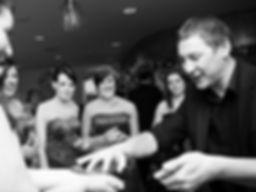 Wedding Entertainment Magician DORIAN