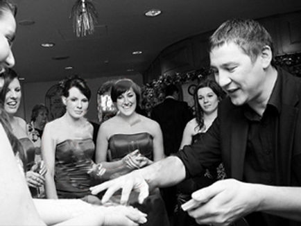 Wedding Entertainment Magician DORIAN