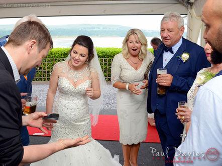 Swansea Wedding Magician