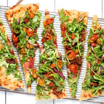 Pardon my pizza!