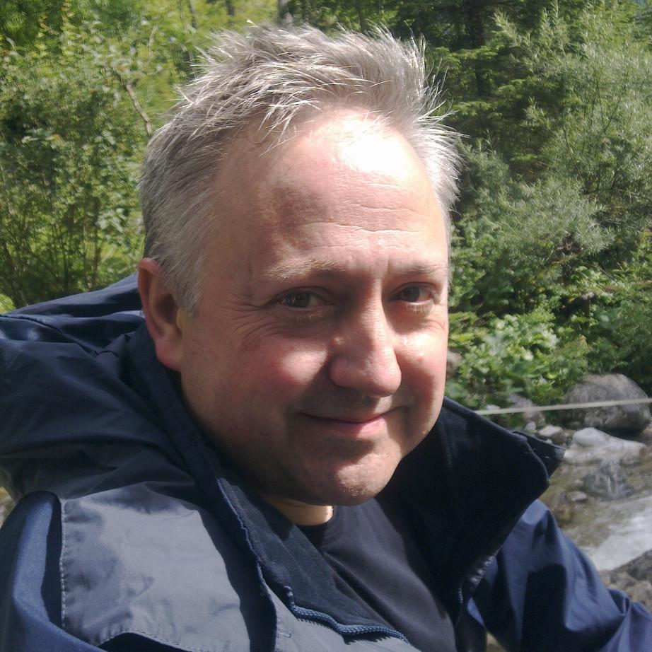 Professor Brian Cummings