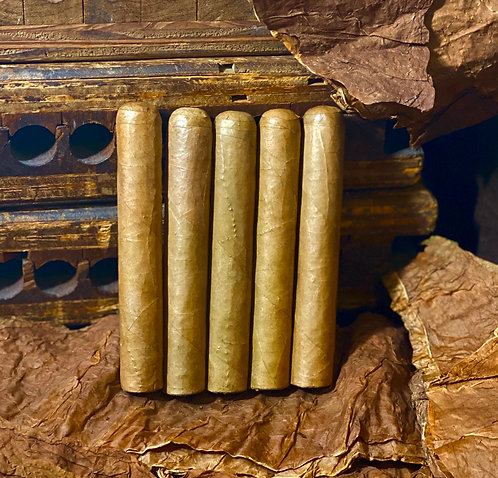 Premium Robusto (5 in x 50 Ring Gauge)