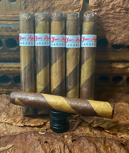 Barbershop Gordo 6 1/2 x 60 in Cellophane (5 Years Aged)