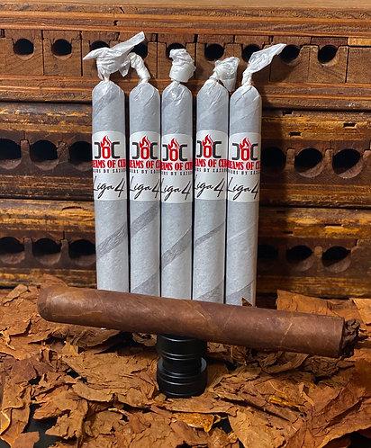 Liga 4 Gran Juliet 7 x 56 Closed foot in cellophane paper (Extra Premium)