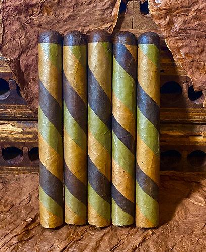 6 1/2 x 54  Sublime Serpentine Candela Triple Wrapper
