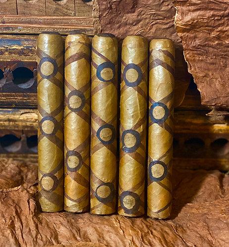 6 x 60 Gordo Cross Triple Wrapper Bullet Dot