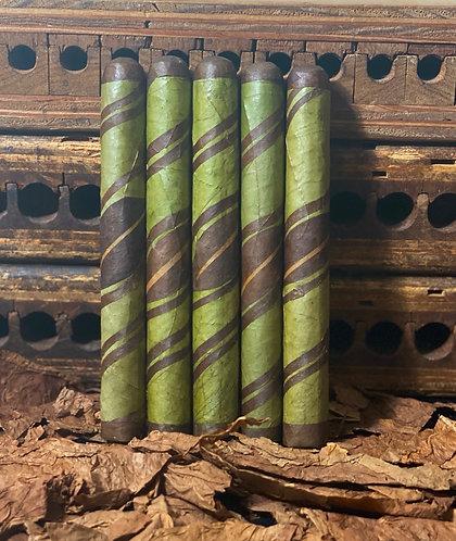 Sublime 6 1/2 x 54 Leaf Design Triple Wrapper