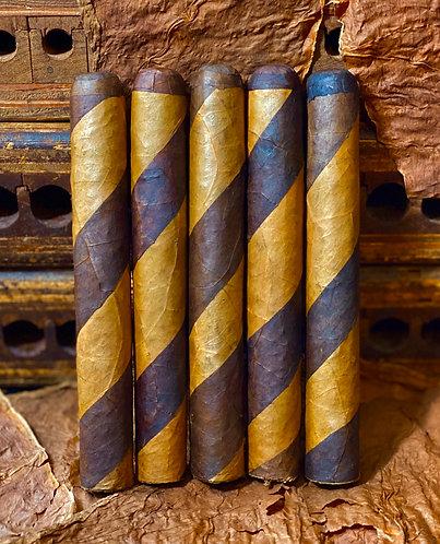 Barbershop Pole Gran Toro Gordo 7 x 60
