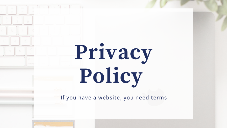Privacy Policy for Virginia-based Websites