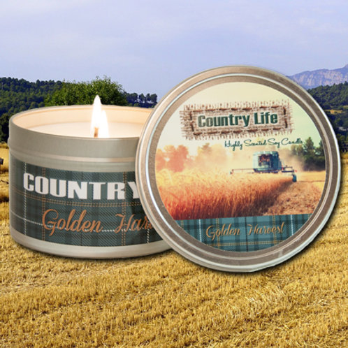 Country Life - Golden Harvest