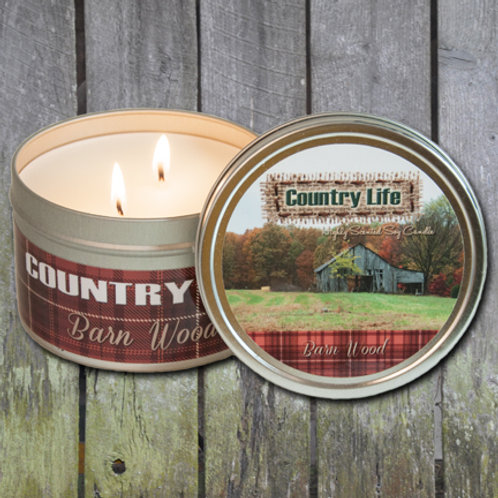 Country Life - Barn Wood