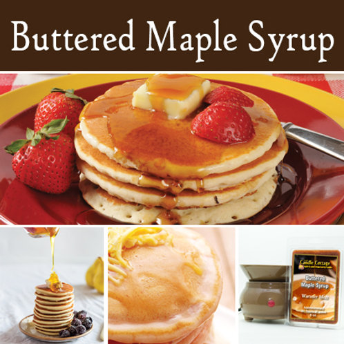 Buttered Maple Syrup