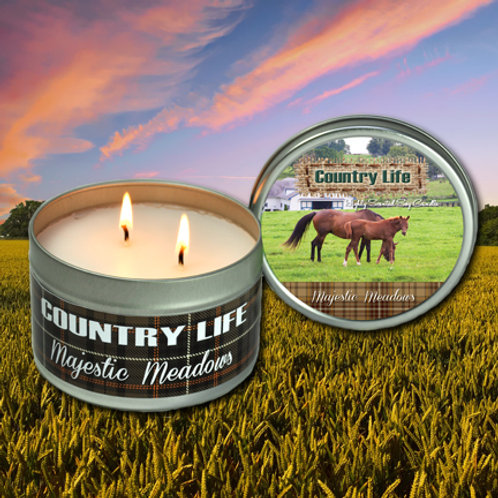Country Life - Majestic Meadows