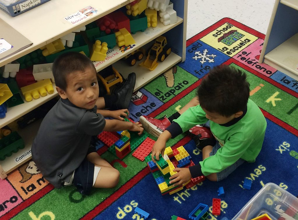 Children are able to learn and play in our Parksley Head Start Center.