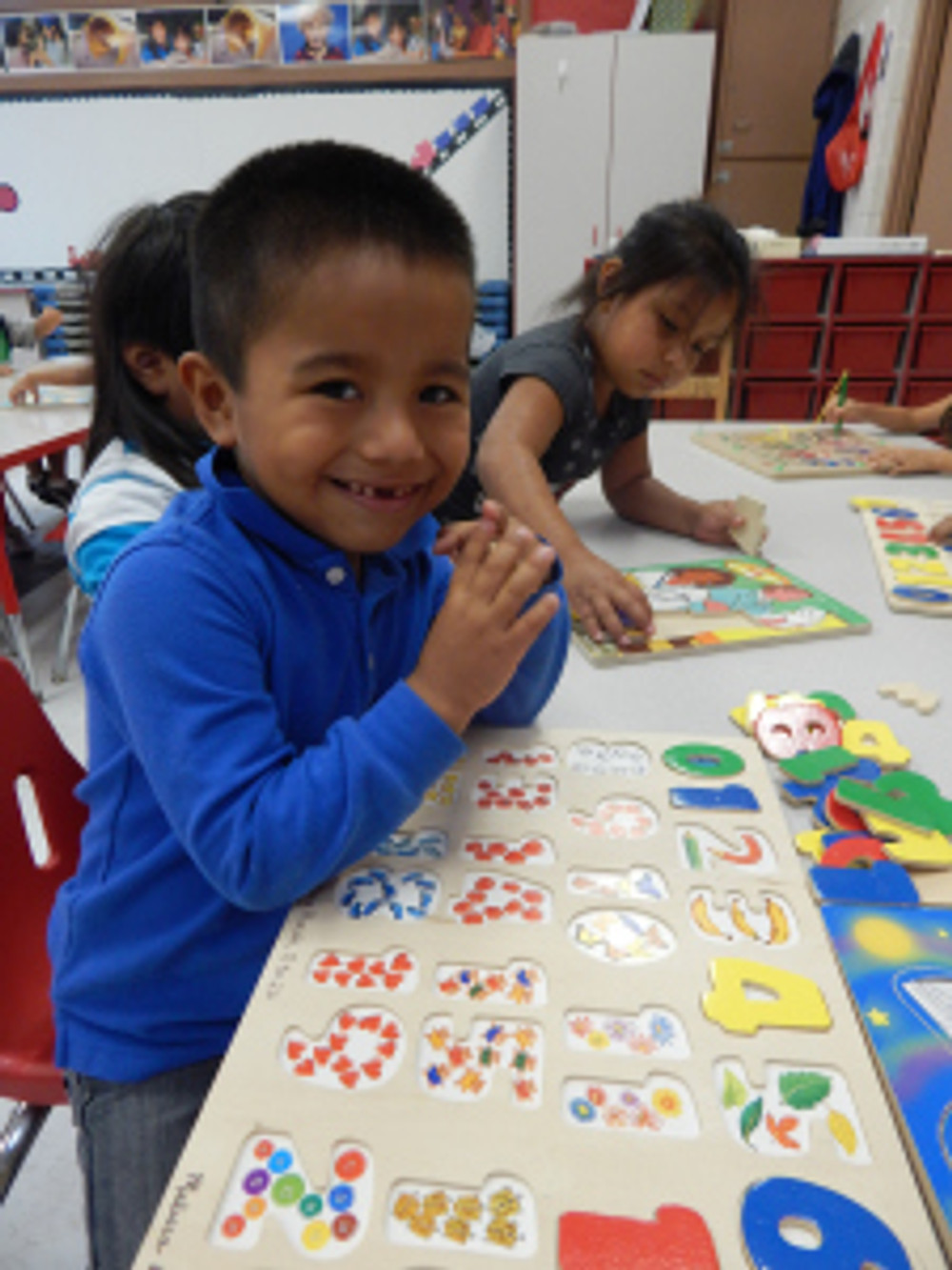 ECMHSP is committed to preparing children of migrant and seasonal farmworkers for success.