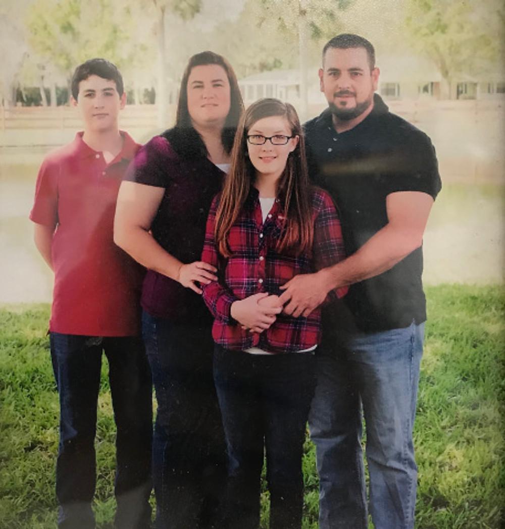 Sheri's Family