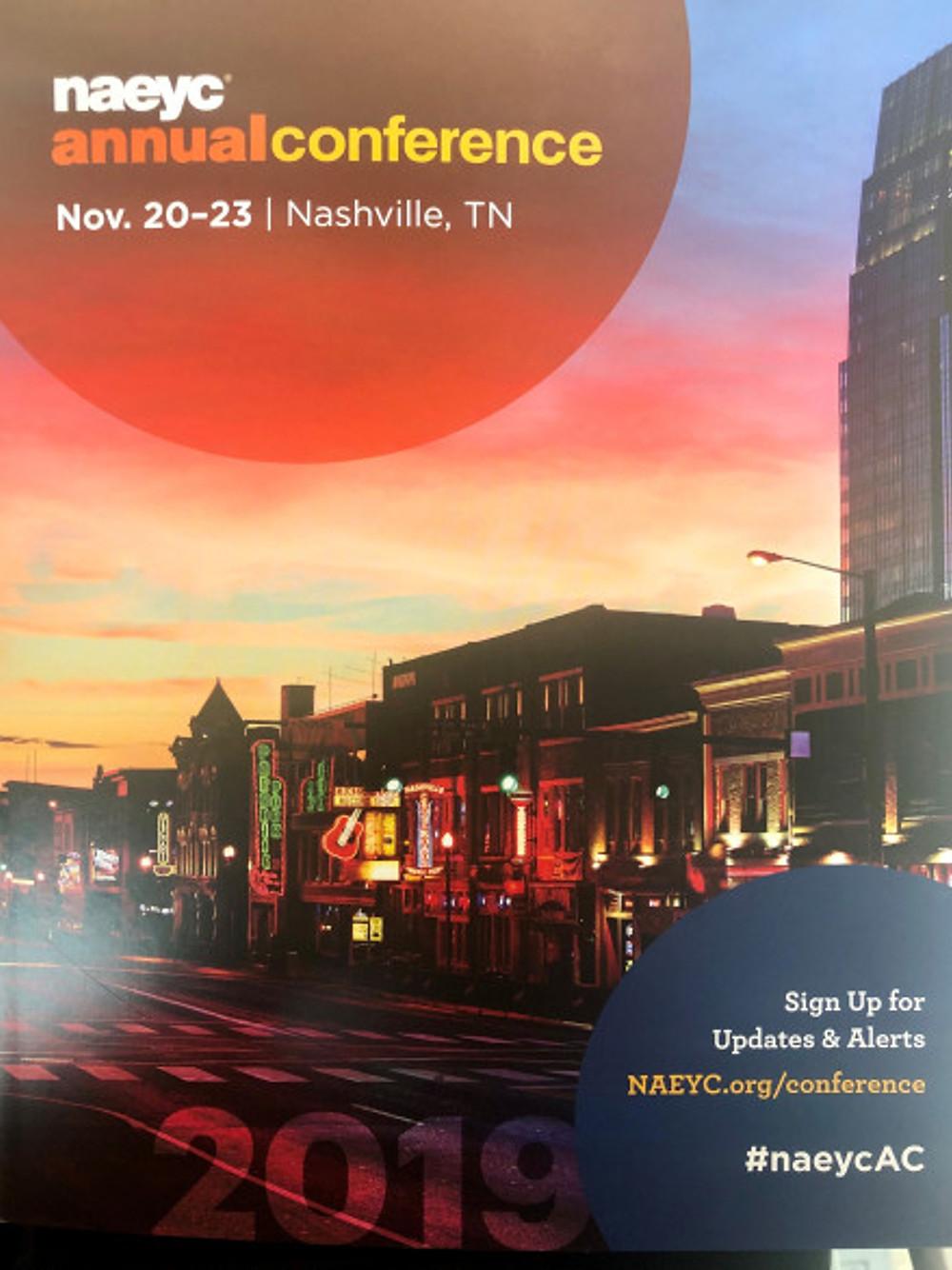 NAEYC brochure