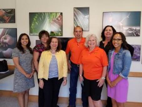 ECMHSP Welcomes Senators Kaine and Warner's Staff to the Virginia Eastern Shore