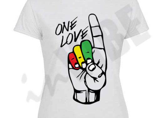 """ONE LOVE"" LADIES"
