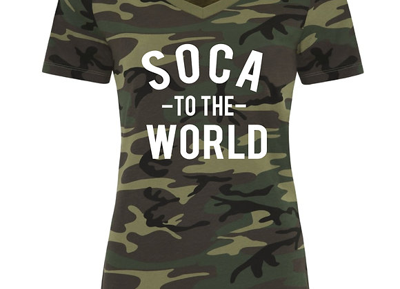 SOCA TO THE WORLD ladies
