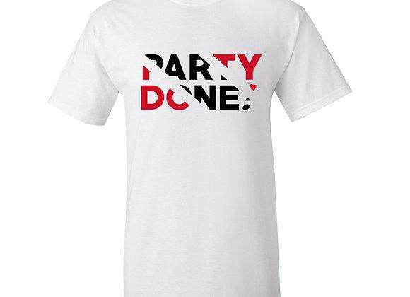 """""""PARTY DONE - TRINIDAD"""""""
