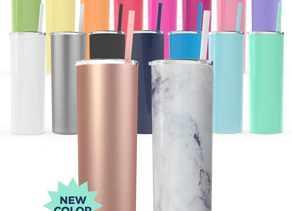 20oz Stainless Steel Tumblers