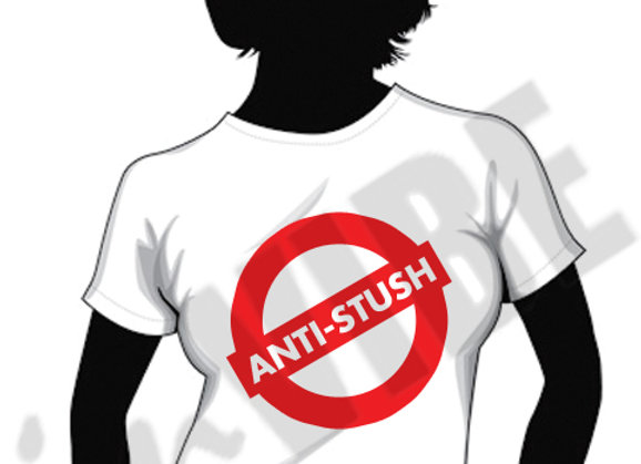 """ANTI-STUSH"" LADIES"