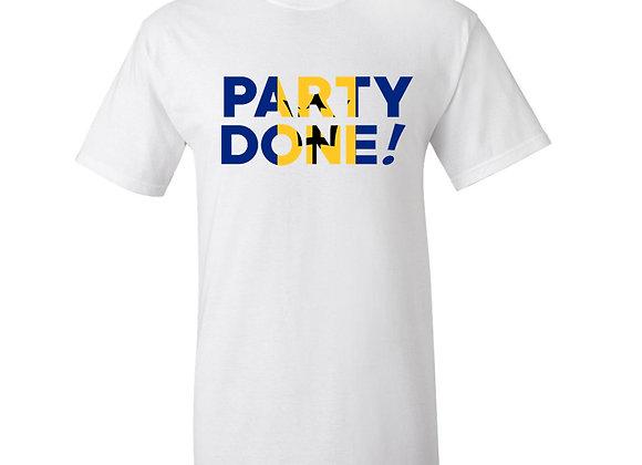 """""""PARTY DONE - BARBADOS"""""""