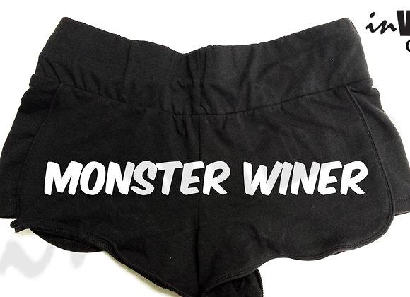 """""""MONSTER WINER"""" SHORTS"""